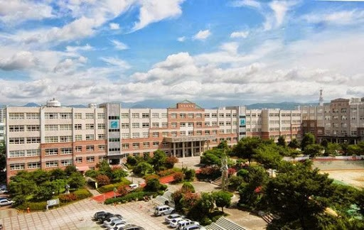 Tổng quan trường Cao đẳng Yeungjin